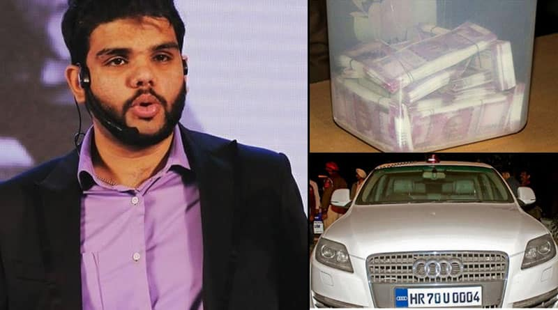 42 lakh fake notes seized from Make in India awardee
