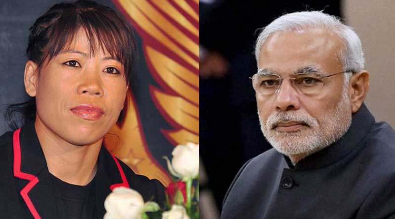 Mary Kom urges to PM Modi to resolve the Manipur condition