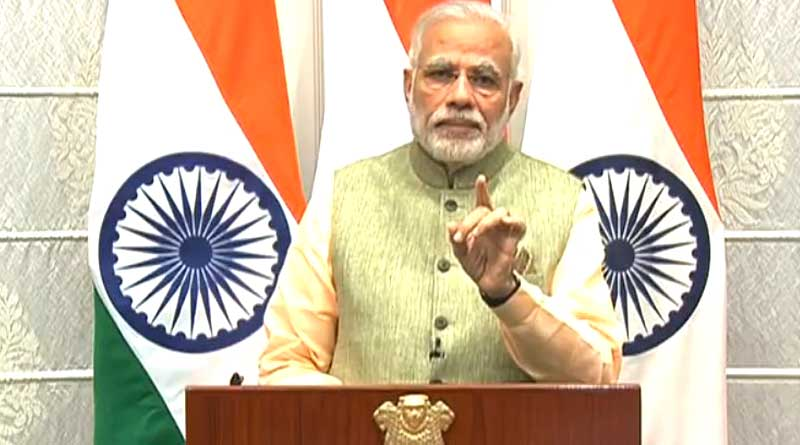 PM Narendra Modi to address the nation on New Year's Eve