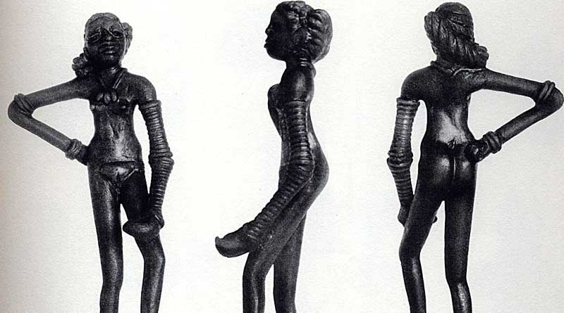 'Dancing Girl' Was Parvati, Claims retired Professor