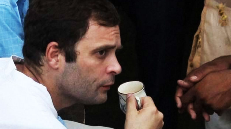Mumbai Chaiwallah claims the Congress Party owes him Rs 2 lakh