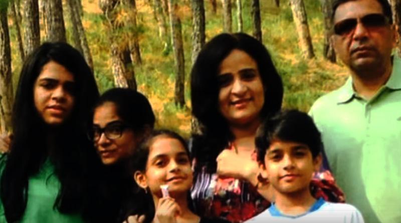 Muslim Pilot adopts kids of his Hindu Friend