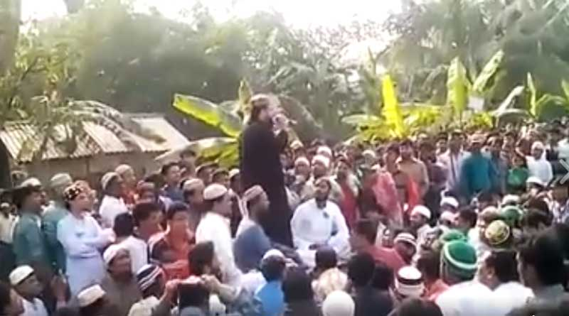 Goons in Uluberia threatened the Principal with dire consequences in full public view.