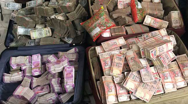 Income tax raids on TN chief secretary's premises: New currency notes worth Rs 18 lakh seized