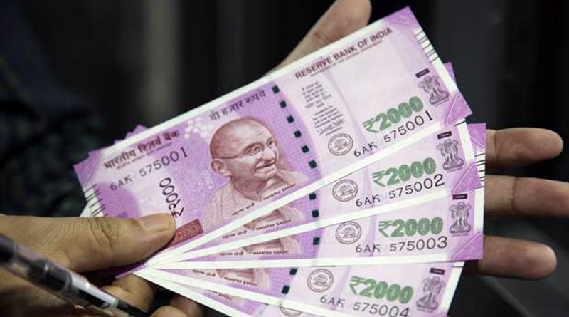 Bank has supplied to the public bank notes of various denominations worth Rs 3.81 lakh crore