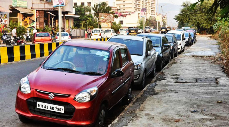 Illegal parking may cost you Rs. 1000 soon