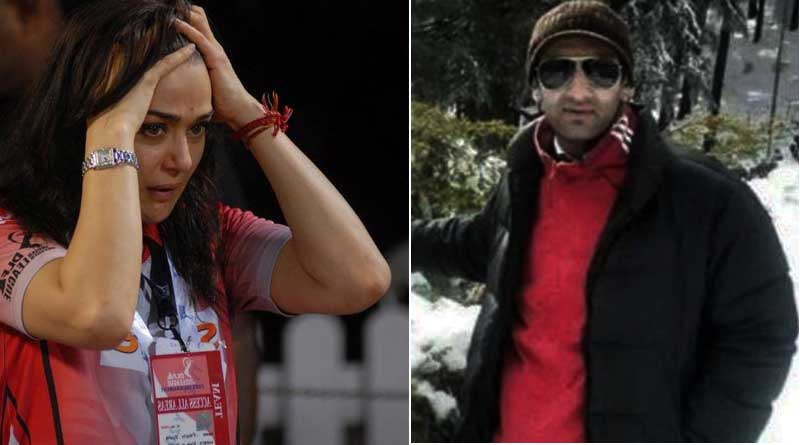 Preity Zinta's cousin Nitin Chauhan commits suicide