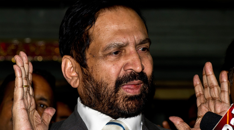 Sports ministry issues showcause notice to IOA, Suresh Kalmadi declines post