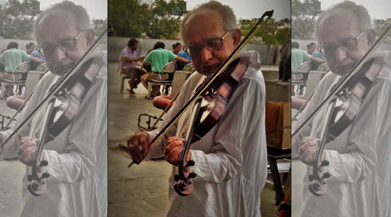 72-Year-Old has been playing his Violin to save his Cancer-Stricken wife
