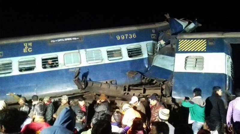 Capital Express derailed Alipurduar