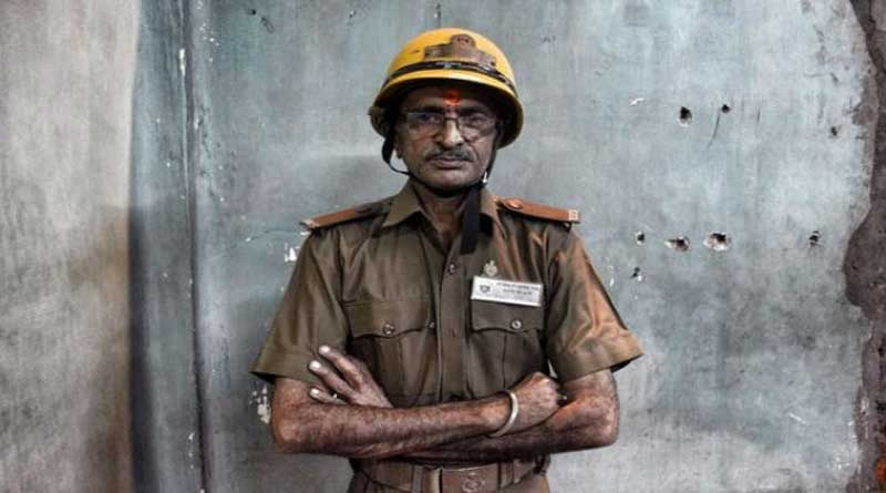 The unofficial Fire Man of Kolkata