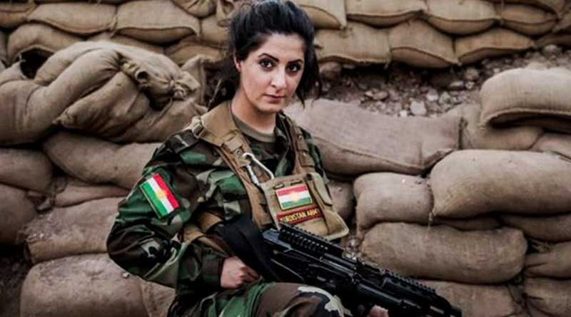 ISIS offers $1 million for head of this Kurdish Woman