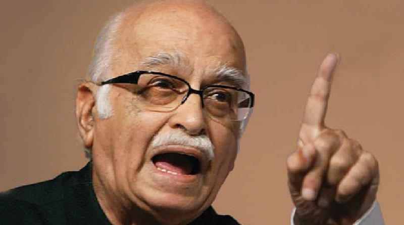 No One Running House, LK Advani Overheard Fuming On Speaker, Minister
