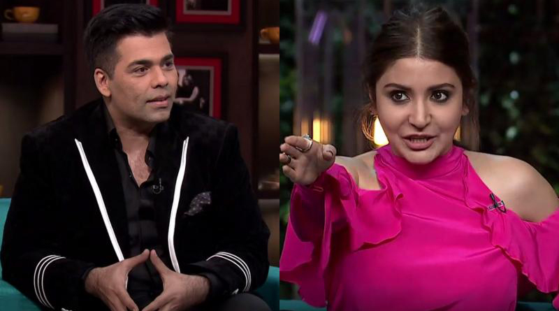 Karan Johar Used To Touch Me Inappropriately During Making Of ADHM, Claimed Anushka Sharma