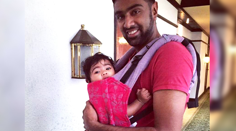 R Ashwin becomes dad for the 2nd time, delays announcement by five days