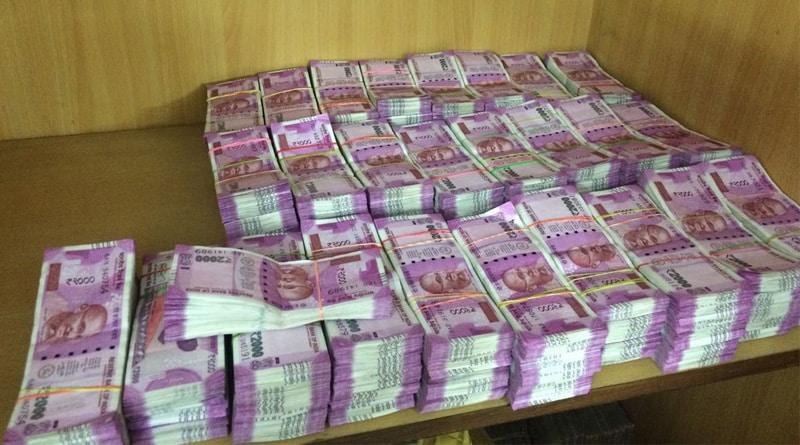 Cash seizure hints at black money smuggling along India-Bangladesh border