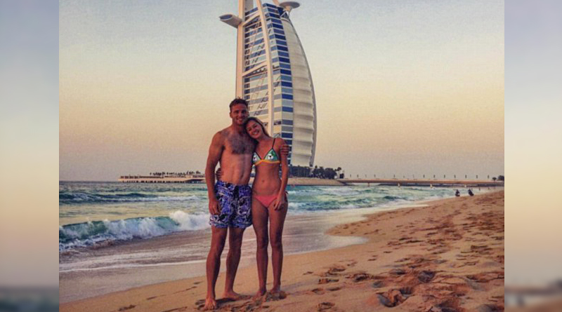 England cricketers enjoy time off in Dubai