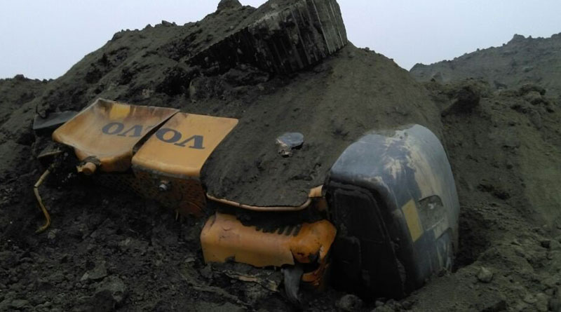 Jharkand Mine collapses, 50 in trapped