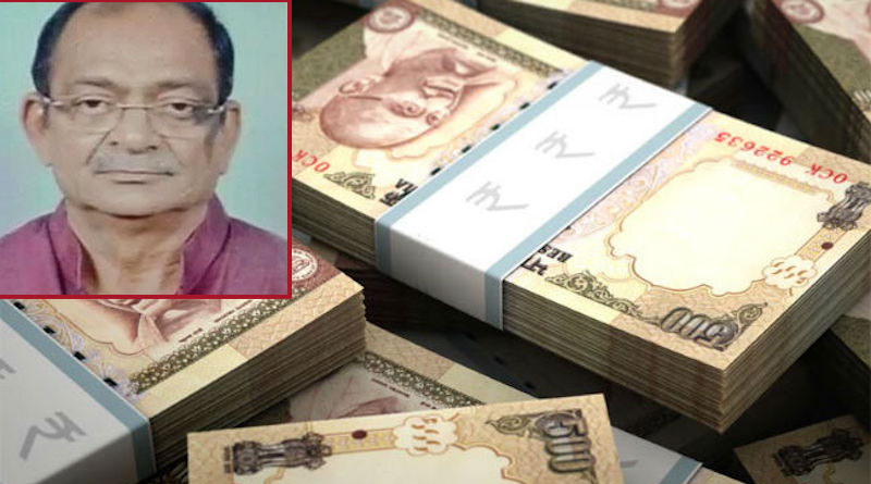 IT Dept officials detain Mahesh Shah, who disclosed unaccounted income worth over Rs 14,000 crores