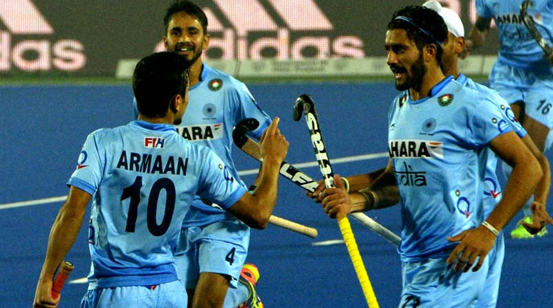Junior Hockey World Cup: India Beat South Africa