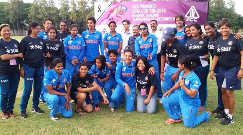 Women's T20 Asia Cup: India beat Nepal