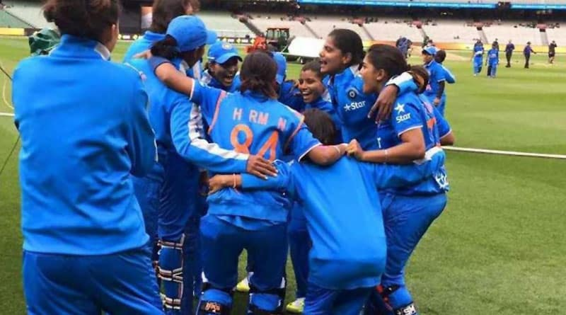 Indian woman team storm into Asia Cup t-20 final