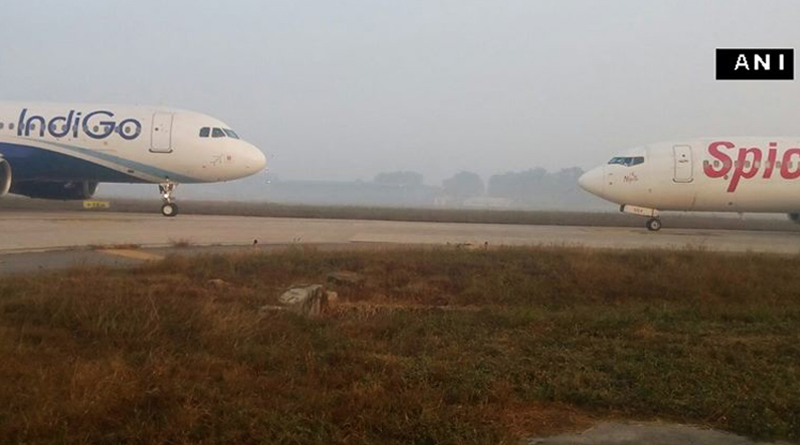 Two aircraft came face to face at Delhi Airport, probe underway