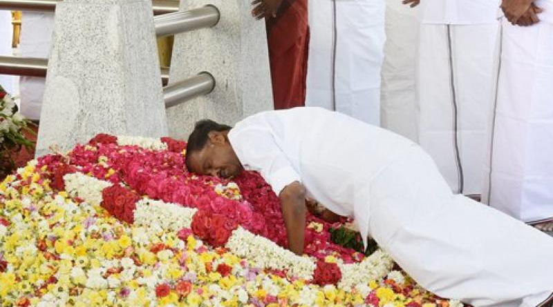 280 died of shock over Jayalalithaa's death in Tamil Nadu