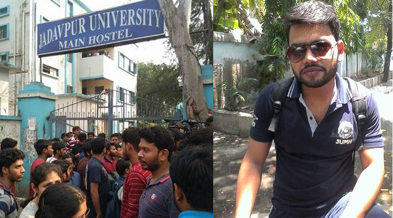 Hanged body Of JU students discovered from Main Hostel