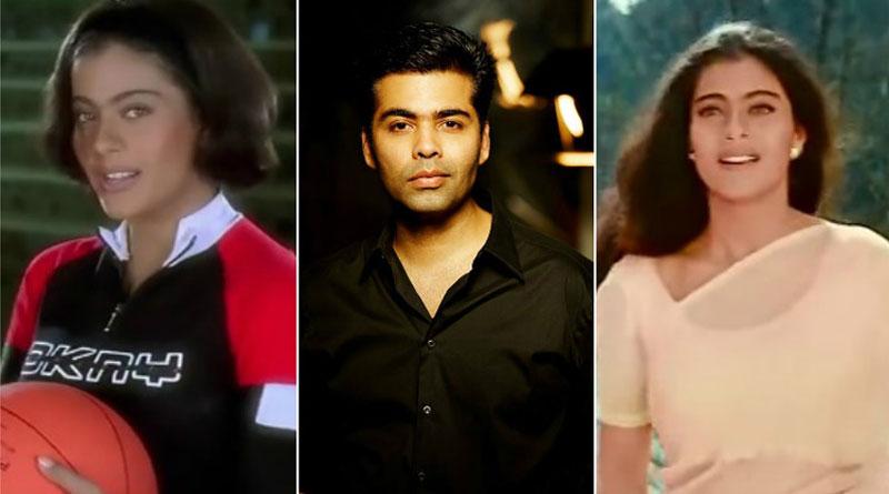 Karan Johar Apologises For Anjali's transformation in Kuch Kuch Hota Hai