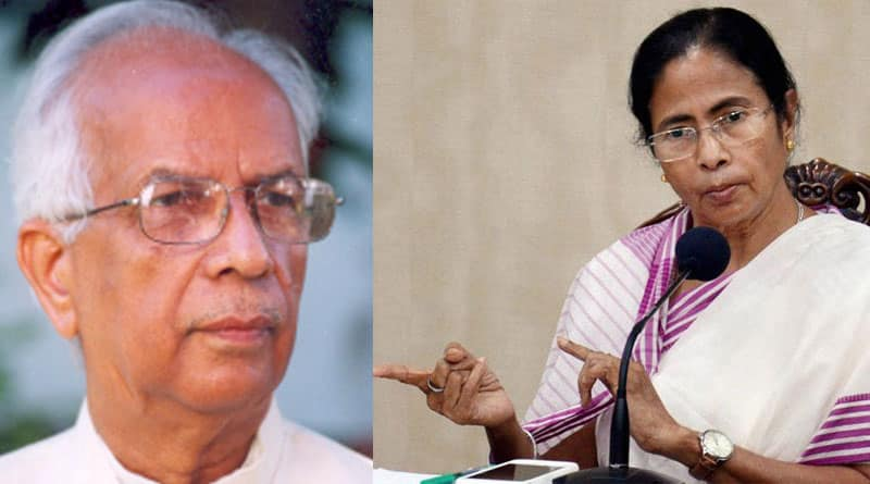 Governor acting as 'BJP agent' threatened me: Mamata Banerjee