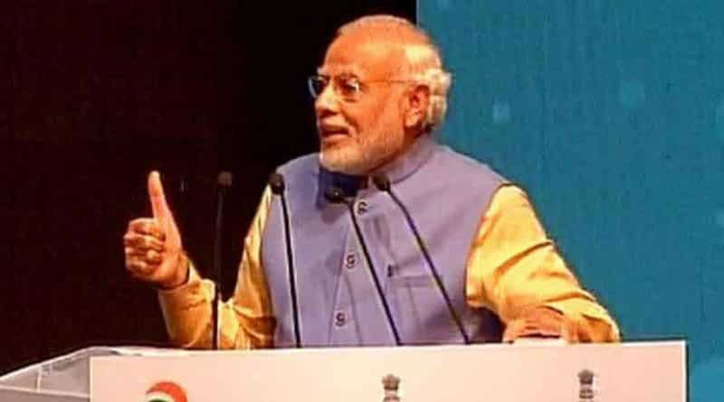 PM Narendra Modi launches Aadhaar based mobile payment app called Bhim