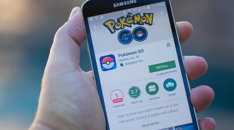 Pokémon GO is now available in India and other South Asian Countries!