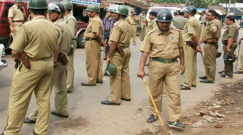 Tension arise in Bhangar and Shason for extreme firing