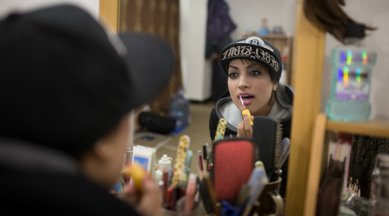 Afghanistan's First Female Rapper Who's Fighting For Women