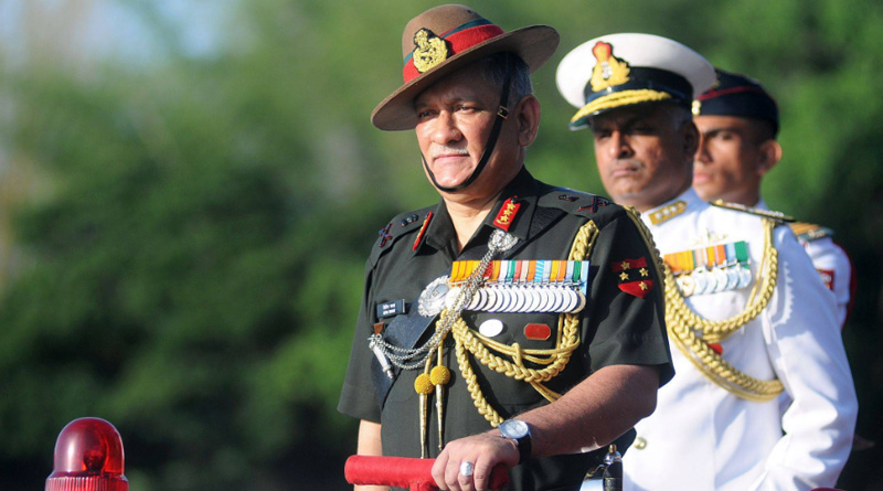 Speak to me for grievance redressal,   Army Chief to jawans