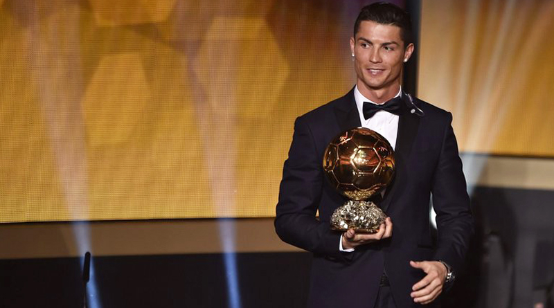 Cristiano Ronaldo is getting Ballon d'Or 2016, Winner's name 'leaked'
