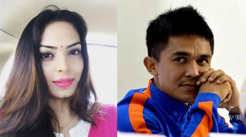 Sunil Chhetri set to marry former Indian football's daughter