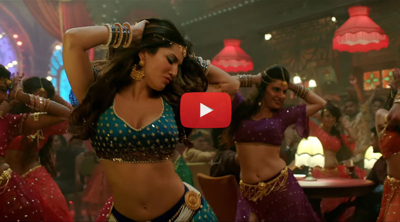 Sunny leone plays the role of new laila of shahrukh