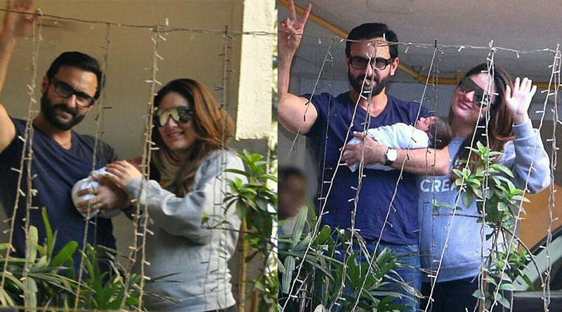 Saif finally opens up about Taimur