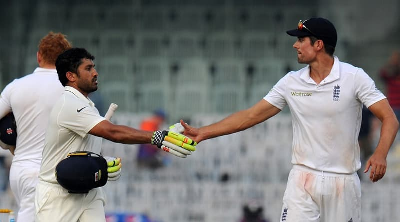 India vs England 5th test day 4 result