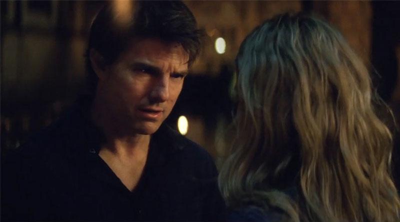 'The Mummy' teaser trailer puts Tom Cruise on the run