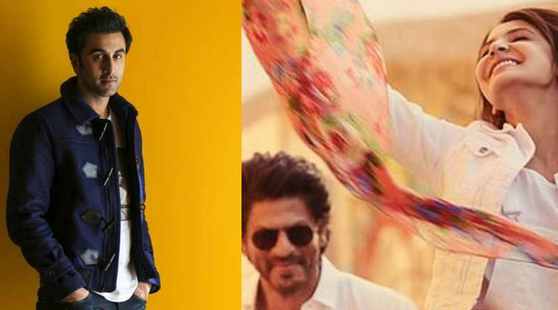 Is this the plot of Shah Rukh Khan-Anushka Sharma's Imtiaz Ali film?