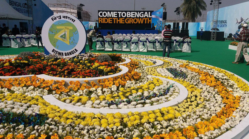 The global bengal business summit 2017 starts in kolkata