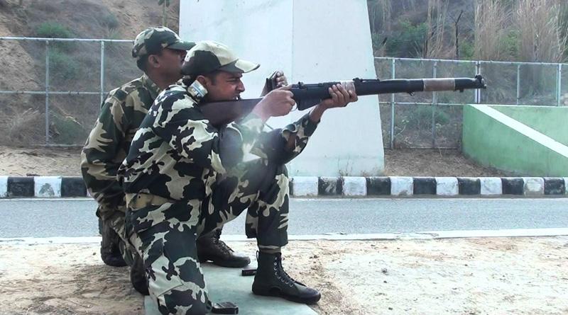 jawan shot dead felow soilders in patna