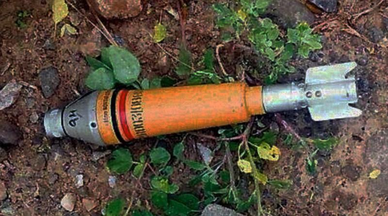 Abandoned mortar shell creats panic in Delhi, NSG roped in