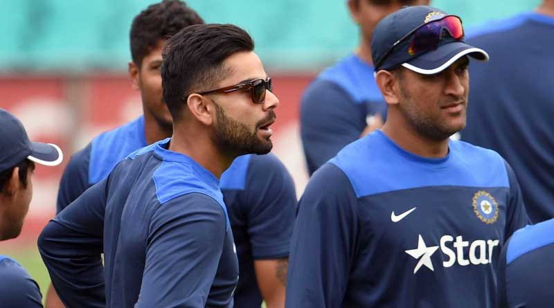 A broken heart behind Dhoni's Decision to shun captaincy!