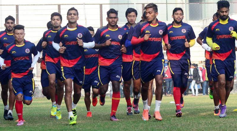 Churchill Brothers stuns East Bengal in I-League match