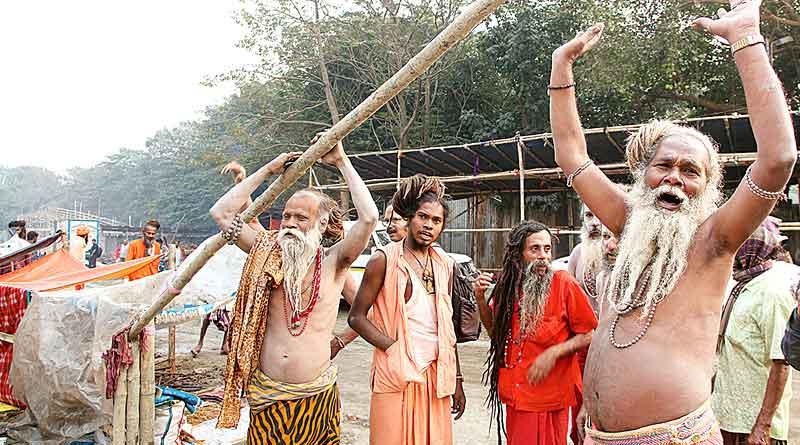 Security beefed up in Gangasagar over terror threat