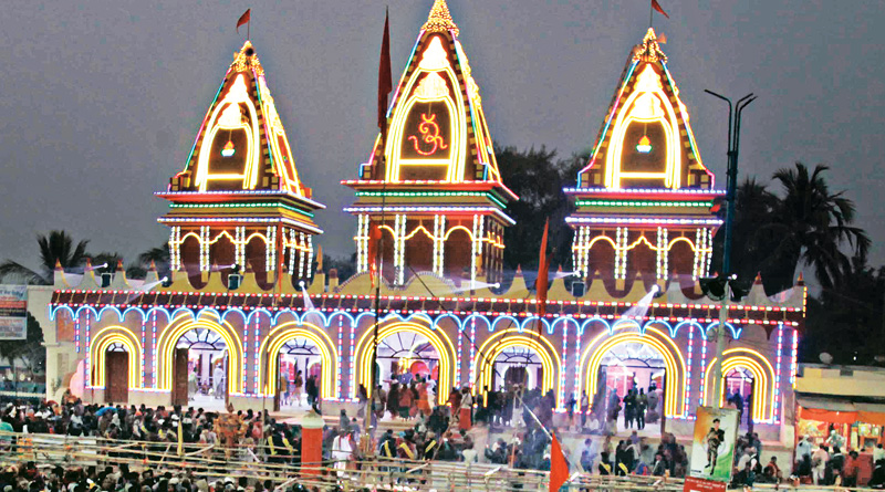 Gangasagar mela about to hold Record turnout this year